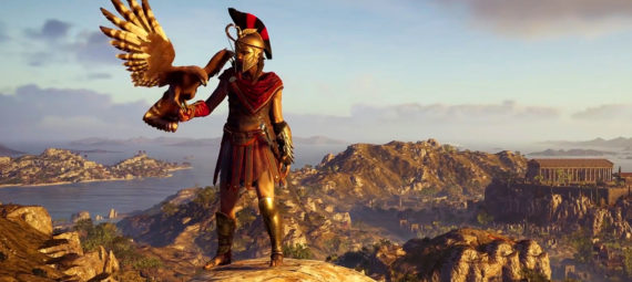 Assassin's Creed Odyssey freezes and stuttering