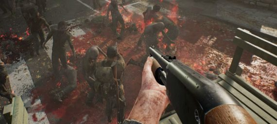 Overkill's The Walking Dead download torrent