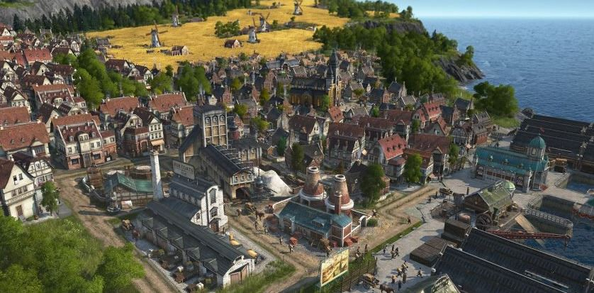 Anno 1800 Download Torrent Crack CPY-Codex